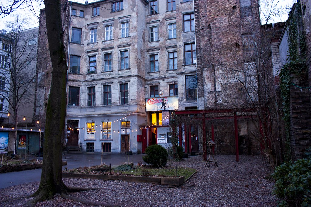 Clarchen's Ballhaus