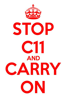 Stop C11 and Carry On | by IronCurtaiNYC