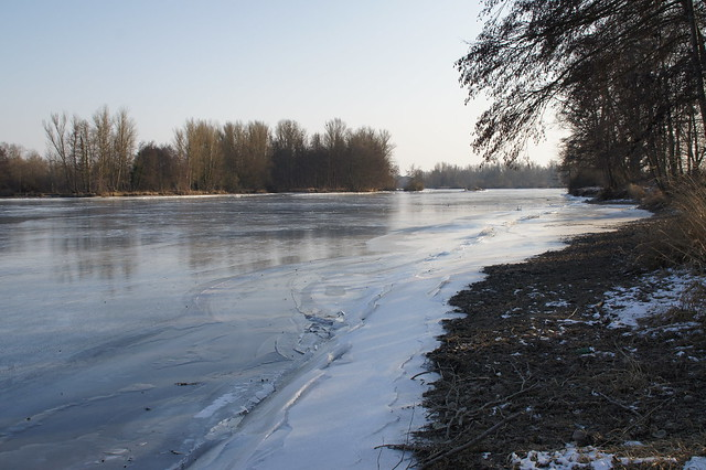 Quand le gel sculpte nos rivières 6863528255_1c6b10ff26_z