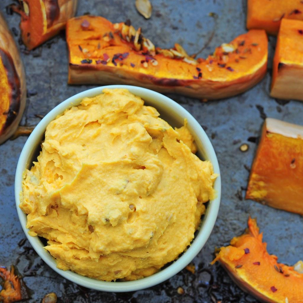 Butternut hummus