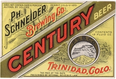 Century-Beer-Labels-Ph-Schneider-Brewing-Co--Post-Prohibition