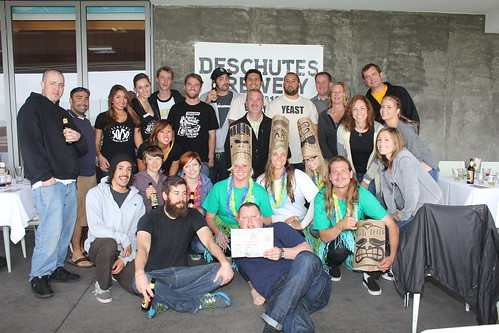 Industry Night Scavenger Hunt | by DeschutesBrewery