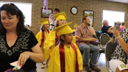 Aiden PreK Graduation