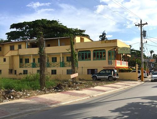 Hotel Guayacan, Las Terrenas