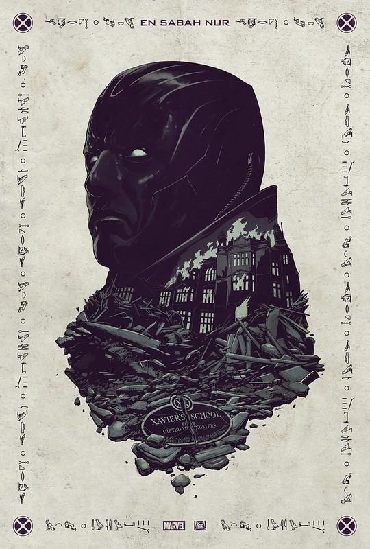 X-Men - Apocalypse - Poster 1