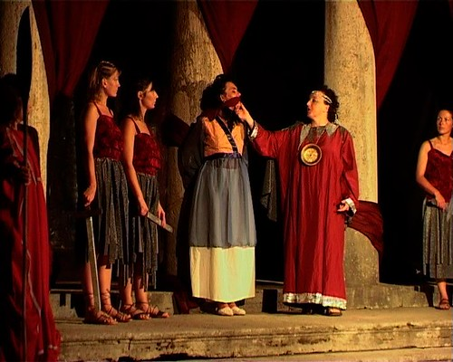 Bruscello Storico 2004 - Orlando Furioso