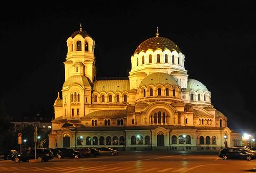 Bulgaria-0508 - St. Alexander Nevsky Cathedral