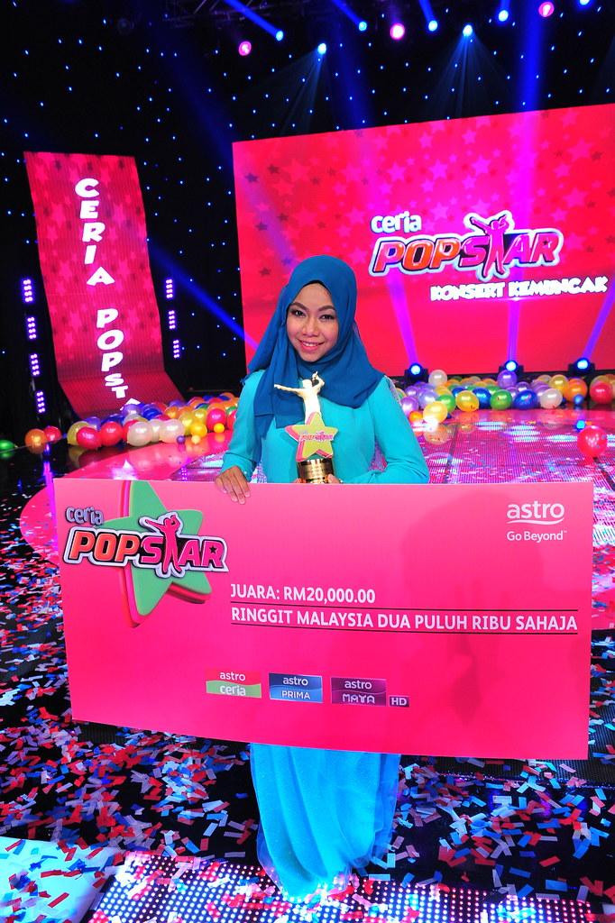 Juara Ceria Popstar 2016