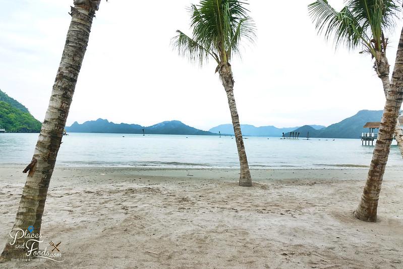 st regis langkawi beach