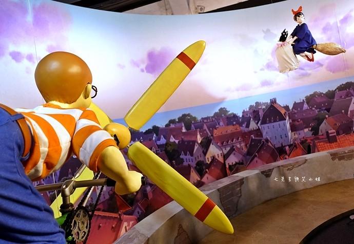 34 吉卜力的動畫世界特展