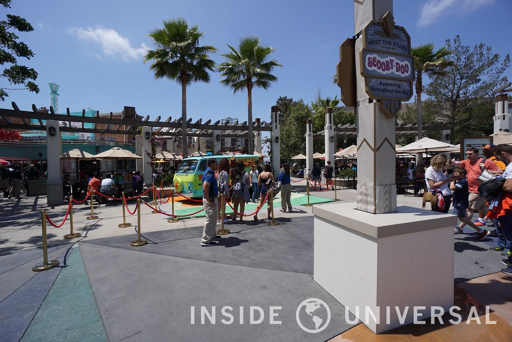 Photo Update: June 13, 2016 at Universal Studios Hollywood - Universal Plaza