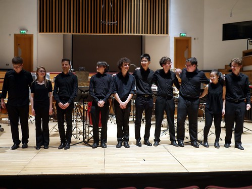 Birmingham Conservatoire Percussion Group