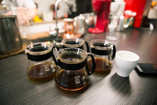 新竹/北區–喝到都醉了/專業級咖啡館–結構咖啡所