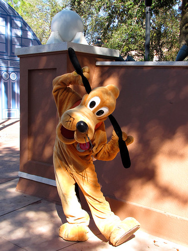 Pluto | by disneylori