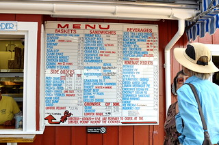 Harraseeket Lunch and Lobster - South Freeport, ME | by Cathy Chaplin | GastronomyBlog.com