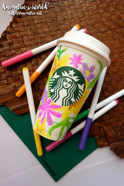 Summer at Starbucks 2016