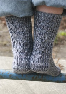 Socks2 | by crazyknittinglady