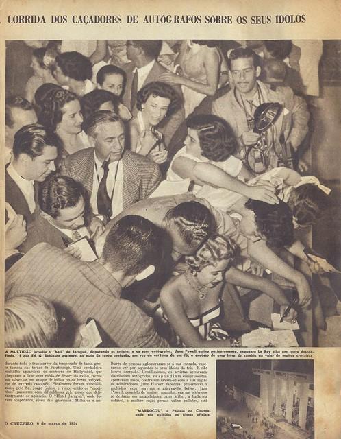 Cruzeiro, 6 Março 1954 - 24