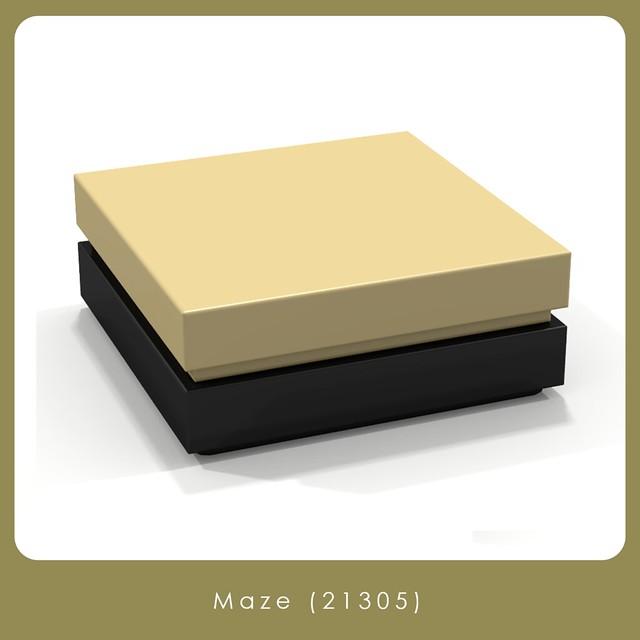 LEGO Brand Store - Maze 21305
