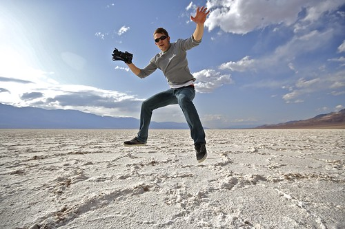 death valley jump shots | by Stefan John Barycki