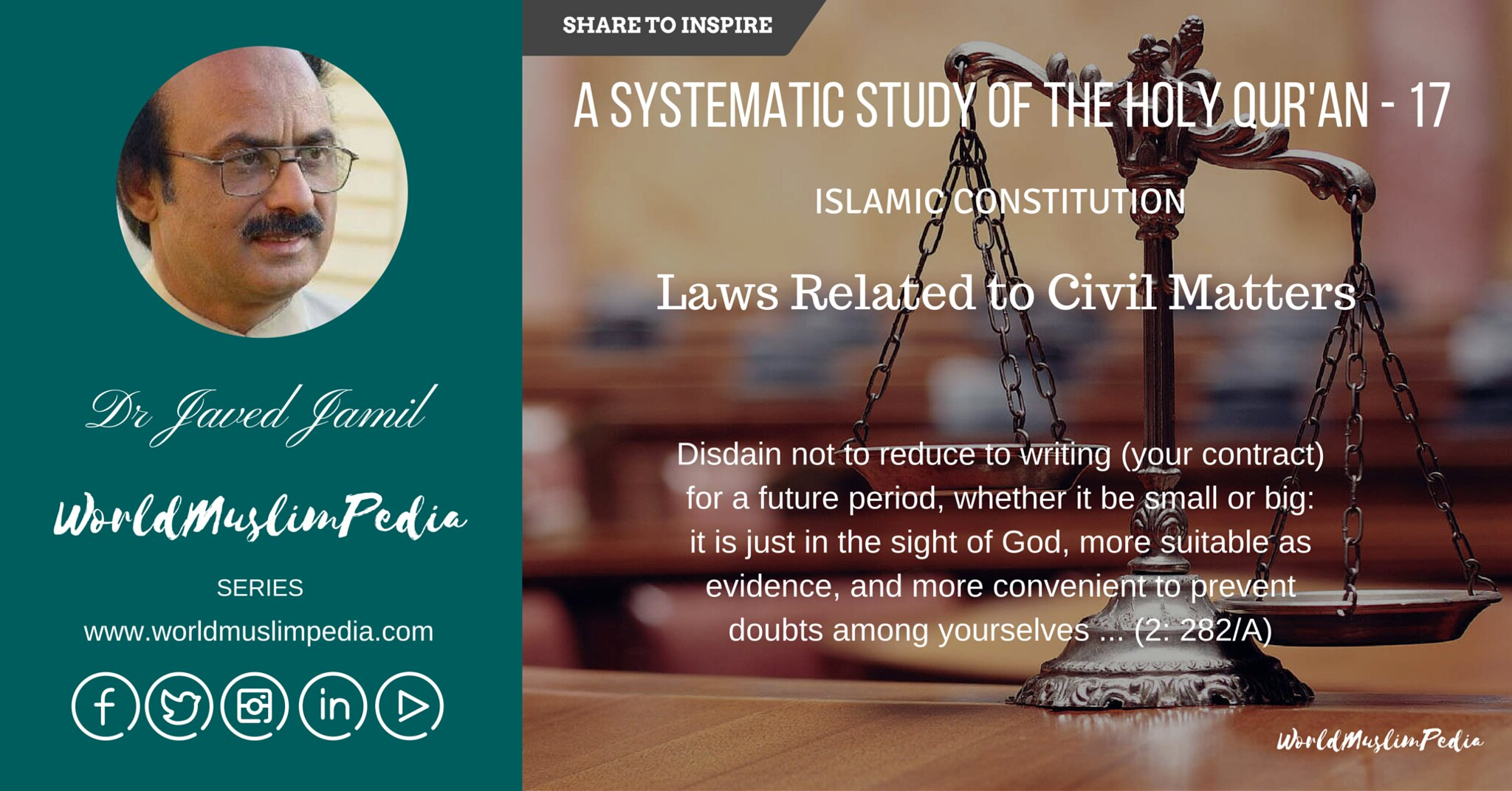 Laws Related to Civil Matters