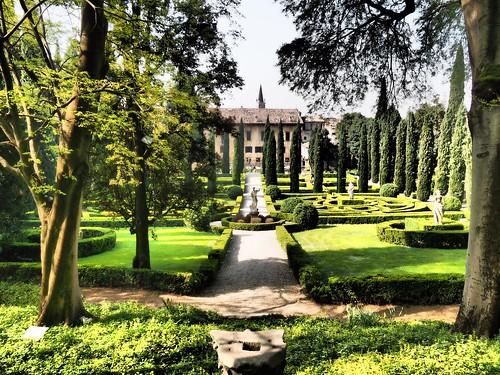 Giardino giusti explore 10 the giusti palace and for Giardino 3d gratis italiano