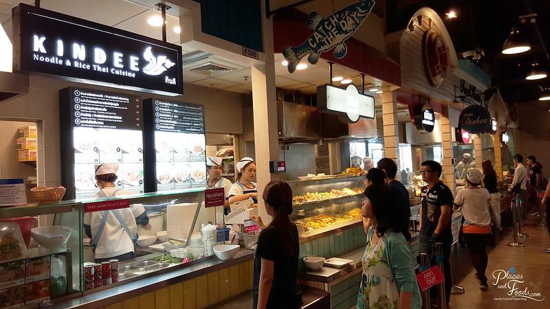 pier 21 terminal 21 food court
