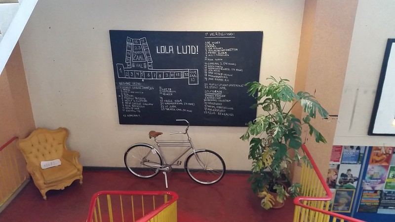Lola Luid handlettering workshop