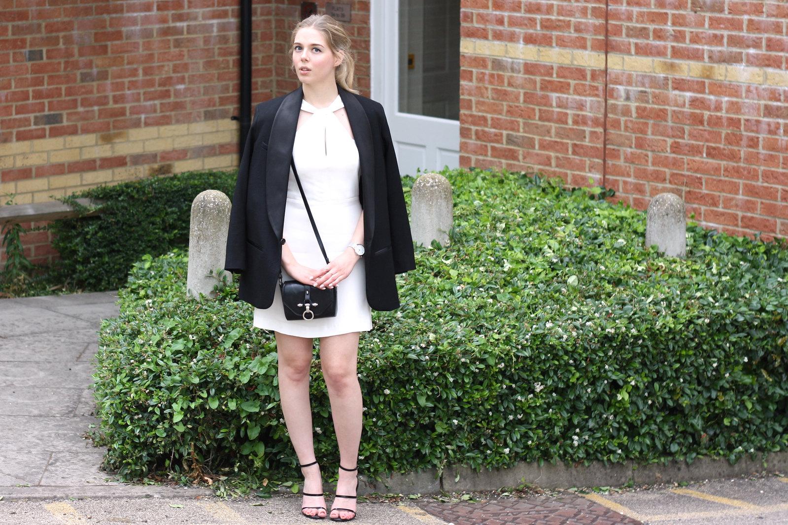 Isabel Marant x HM black blazer