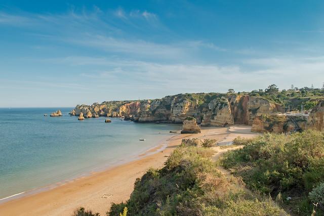 Beach Praia do Ana Lagos