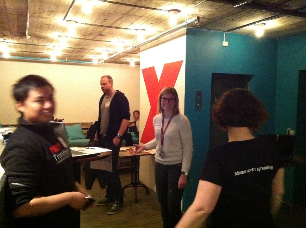 TEDxTrondheimSalon: Hacking Creativity