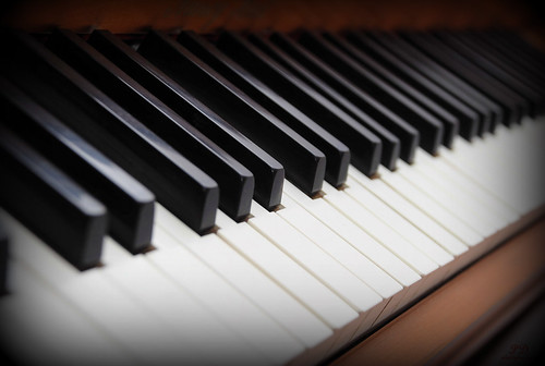Piano Keys, 1 of 3 | by Anything photography