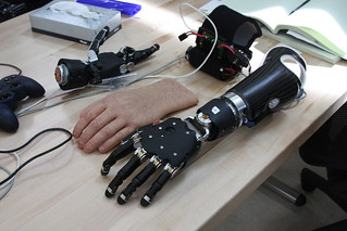 The Modular Prosthetic Limb (MPL). | by Official U.S. Navy Imagery
