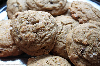 Gluten-Free Mesquite Chocolate Cookies with Sea Salt | by Kim | Affairs of Living