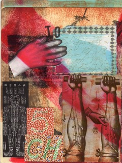 mail art envelope front 114 | by Danielle Maret