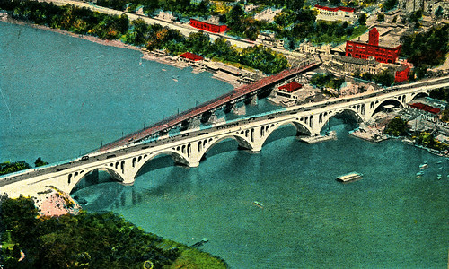 New Key Bridge (c. 1923) | by StreetsofWashington