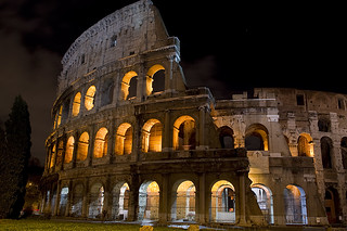 IMGP4335 Colosseum by night | by Davide Oreglia