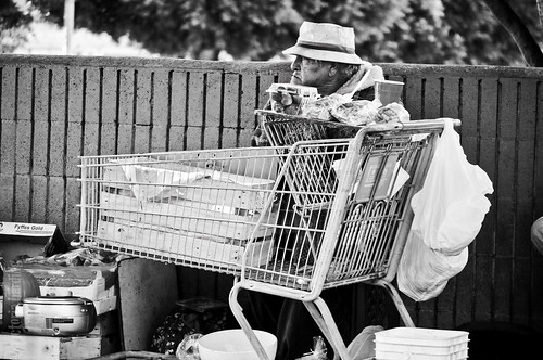 Echo Park Street Vendor - Sunset Blvd. - Day 330 in Southern California Moments - L.A. Times | by Uncle Rhea