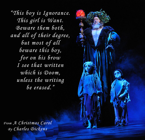 Quotes From A Christmas Carol About Poverty: Flickr - Photo Sharing