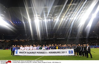 Match Against Poverty - Hamburg - Germany 13/12/2011 | by United Nations Development Programme