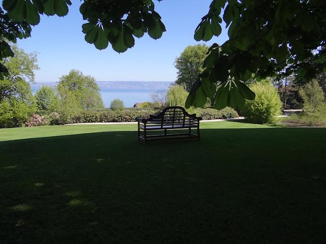 Lieblingsplatz im Evian Resort