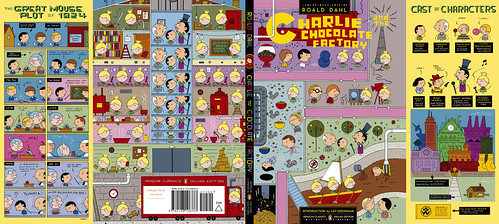charlie and the chocolate factory full | by paul buckley design