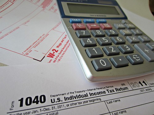 Tax Forms and Calculator | by 401(K) 2013