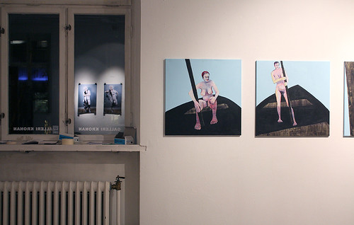 Målningar av Maria Lundby