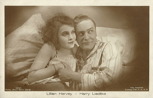 Lilian Harvey and Harry Liedtke | by Truus, Bob & Jan too!
