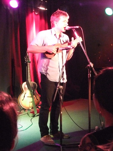 Darren Hanlon @ Northcote Social Club - Dec 16 2011 - 2171 | by k_jacko