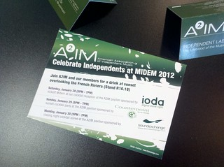 Thanks to our sponsors – IODA, Counterpoint Systems & SoundExchange | by A2IM - American Association of Independent Music