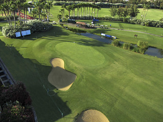 18th Hole | by Golf Las Americas