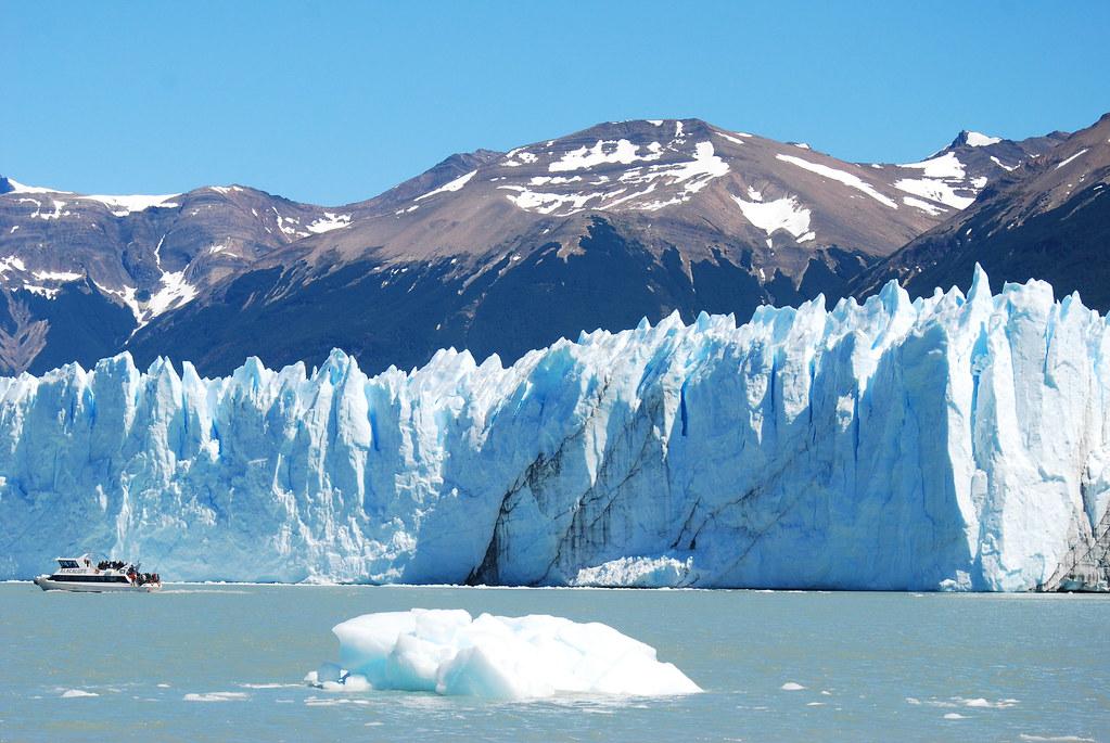 Glaciar Perito Moreno (4 foto)