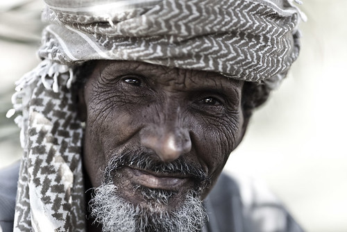 Siwi man from the Oasis of Siwa - EGYPT - | by C.Stramba-Badiali